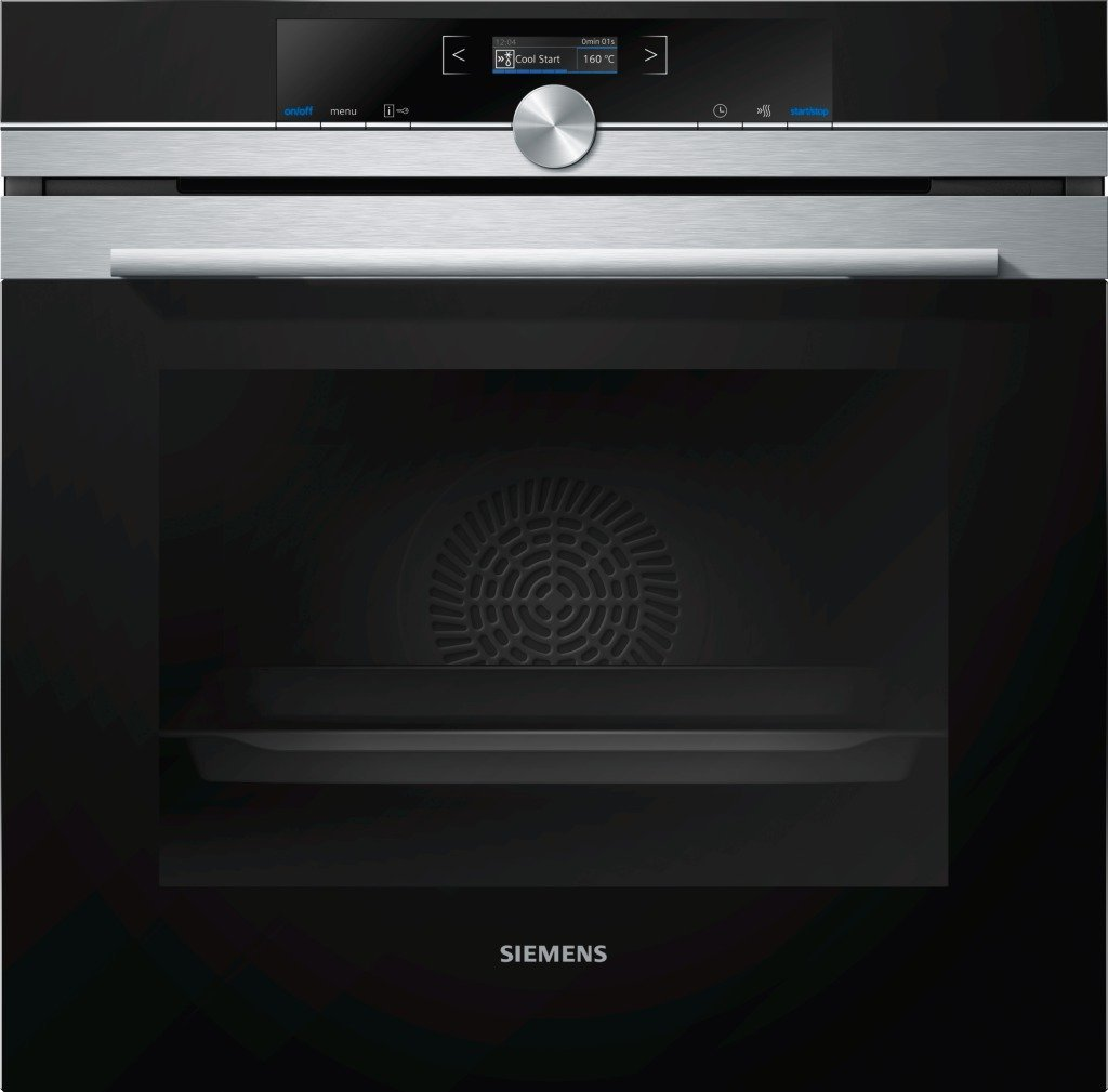Siemens hb634gbs1 iq700 backofen elektro 71 l for Backofen ma e